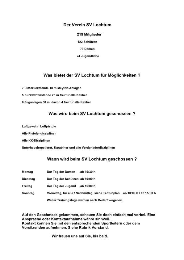 Infos über SV Lochtum-p1