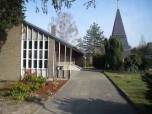 evangelische Kirche Wiedelah